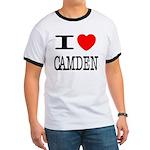 I (Heart) Camden Ringer T