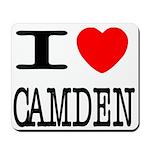 I (Heart) Camden Mousepad