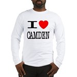 I (Heart) Camden Long Sleeve T-Shirt
