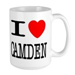 I (Heart) Camden Large Mug