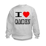 I (Heart) Camden Kids Sweatshirt