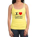 I (Heart) Camden Jr. Spaghetti Tank