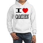 I (Heart) Camden Hooded Sweatshirt