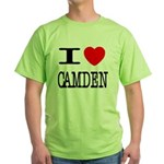I (Heart) Camden Green T-Shirt