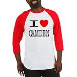 I (Heart) Camden Baseball Jersey