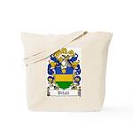 Vitali Family Crest Tote Bag