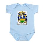 Vitali Family Crest Infant Creeper