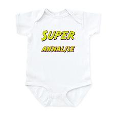 Super annalise Infant Bodysuit