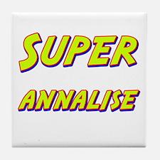 Super annalise Tile Coaster