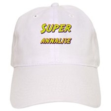 Super annalise Baseball Cap