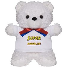 Super annalise Teddy Bear