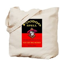 Vodoo Spell Tote Bag