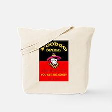 Vodoo Spell Tote Bag