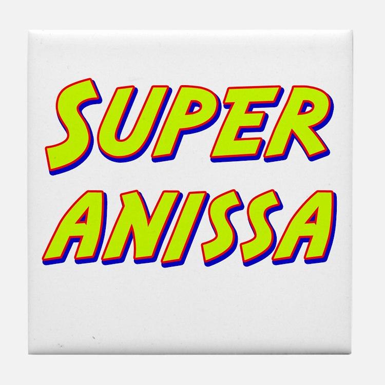 Super anissa Tile Coaster