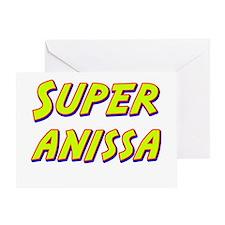 Super anissa Greeting Card