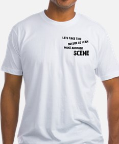 Set Your Goals Lyric Tee