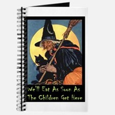 WITCH - WE'LL EAT Journal