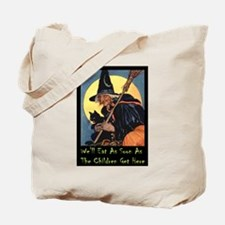 WITCH - WE'LL EAT Tote Bag