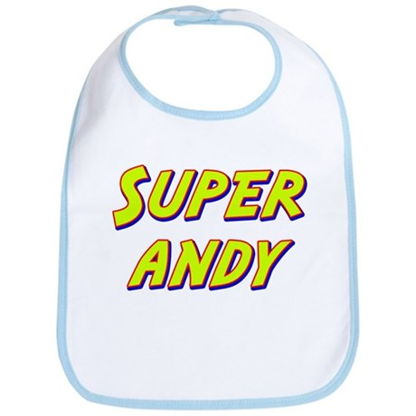 Super andy Bib