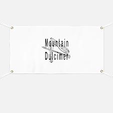 Mountain Dulcimer Banner