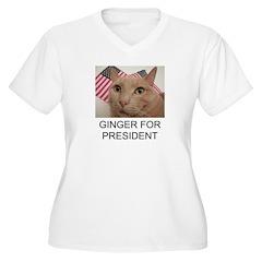 Ginger 4 Prez T-Shirt