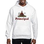 School Principal Hooded Sweatshirt