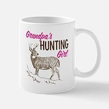 Grandpa's Hunting Girl Mug