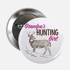 "Grandpa's Hunting Girl 2.25"" Button"