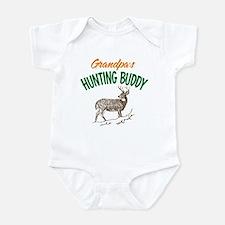 Grandpa's Hunting Buddy Infant Bodysuit
