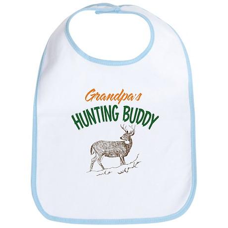 Grandpa's Hunting Buddy Bib