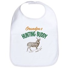 Grandpa's Hunting Buddy Bib