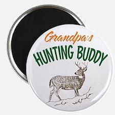 Grandpa's Hunting Buddy Magnet