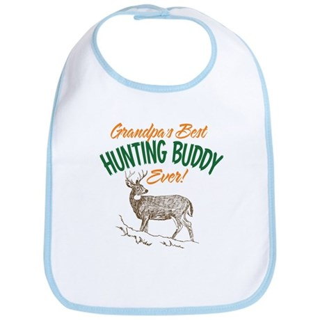 Grandpa's Best Hunting Buddy Ever! Bib