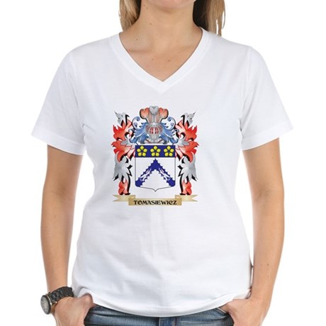 Tomasiewicz Coat of Arms - Family Crest T-Shirt