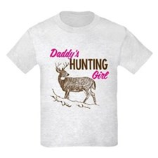 Daddy's Hunting Girl T-Shirt