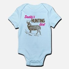 Daddy's Hunting Girl Infant Bodysuit