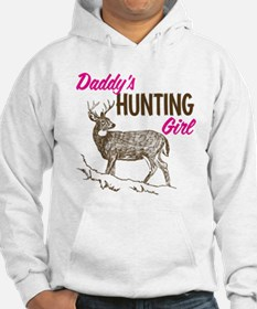 Daddy's Hunting Girl Hoodie