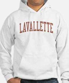 Lavallette New Jersey NJ Red Hoodie