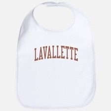 Lavallette New Jersey NJ Red Bib