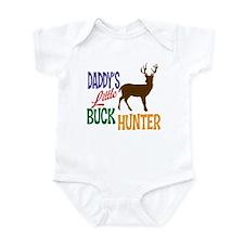 Daddy's Little Buck Hunter Onesie