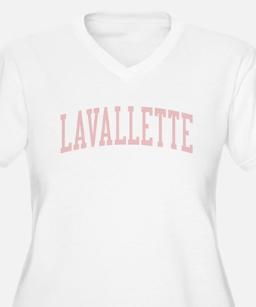 Lavallette New Jersey NJ Pink T-Shirt