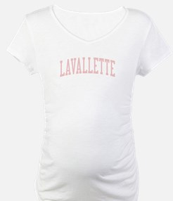 Lavallette New Jersey NJ Pink Shirt