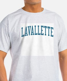 Lavallette New Jersey NJ Blue T-Shirt
