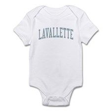 Lavallette New Jersey NJ Green Infant Bodysuit