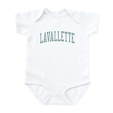 Lavallette New Jersey NJ Green Onesie
