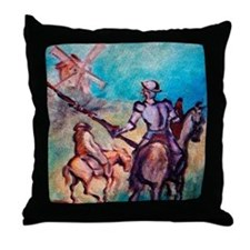 Impossibilities Throw Pillow
