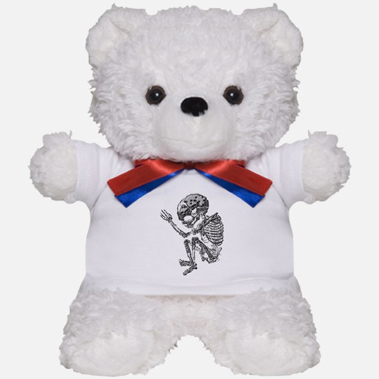 Cute Death metal Teddy Bear