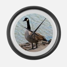 Canadian Goose- Large Wall Clock