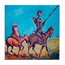 Unique Cervantes Tile Coaster