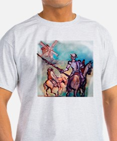 DQwithWindmill Tee T-Shirt